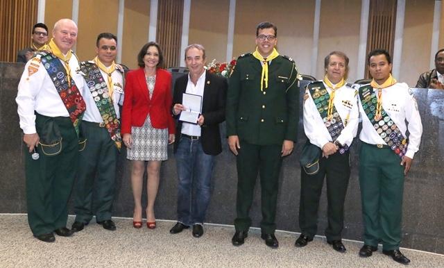 Câmara promoveu a 10ª edição do Dia dos Desbravadores em São Bernardo do Campo