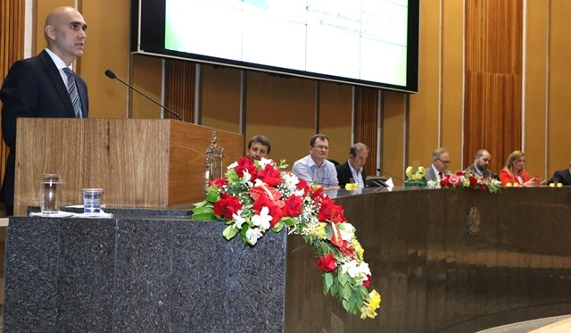 Câmara Municipal celebrou os 120 anos da Educação Adventista no Brasil